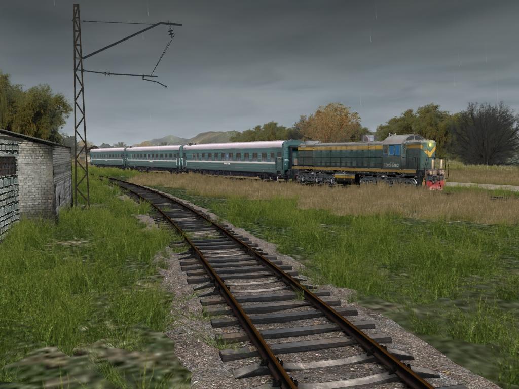 Дополнения Trainz 2012